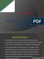 Analisis Metalografico de Aleaciones Metalicas