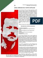 DISCURSO DE MIGUEL ENRÍQUEZ EN EL TEATRO CAUPOLICÁN - 17 de julio de 1973