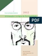 Palestra 2-A formação e os tipos de Personalidade