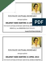 Surat Kartini