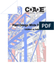 Plant Design White Paper (Cadworx vs. Autoplant)