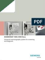 www.medicaldelta.ro Cabinet Medical Tulcea Mercado mamografie Mammomat_1000