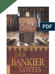 """TEXTPROBE Roman """"Der Bankier Gottes"""" von Claude Cueni 2013"""