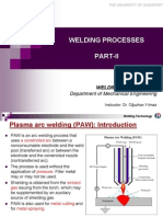 Welding Processes PartII