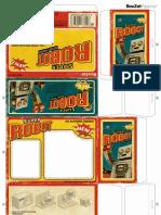 Super Robot Box Zet Series by Tanarat Ruamwang