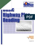 Basic Highway Plan Reading