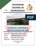Vega Izarra Dania Urpi - Universidad Pontifice Catolica Del Peru