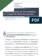 E1_Projeto de Tubos de Concreto