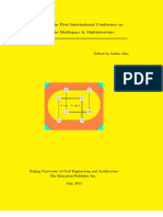 Proceedings of the First International Conference on Smarandache Multispace & Multistructure