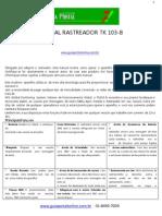 Manual Tk103-b Coban