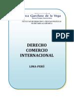 Derecho Comercio Internacional