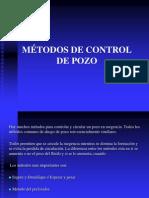 Control de Pozo Metodo Espere y Densifique