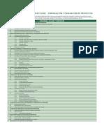 Formulacion y Evaluacion de Proyectos - Programa