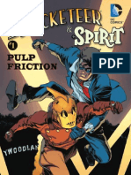 The Rocketeer/The Spirit