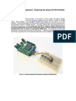 100927 Arduino Amani SRAM Expansion v1d0