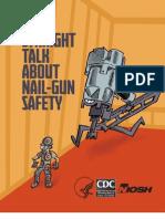 Straight Talk About Nail Gun Safety