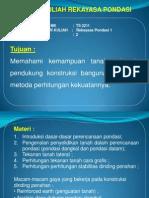 Fundasi I- Mat Ke-1 (29sept2011)