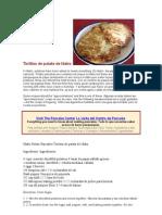 Tortitas de Patata de Idaho