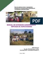 Manual de Extension Agropecuaria