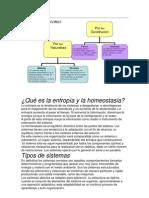 1.- ORÍGENES DE LA TEORÍA DE SISTEMAS(1)