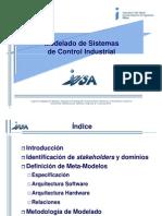 Modelado de Sistemas de Control Industrial