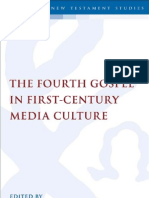 Fourth Gospel in First-Century Media Culture (Library of New Testament Studies)