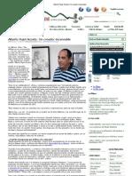 Alberto Pujol Acosta_ Un Creador Incansable
