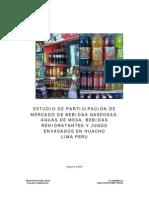 Estudio del Mercado de Bebidas Gaseosas Huacho Perú.pdf