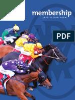 Vrc Restricted Membership Application 2012 13