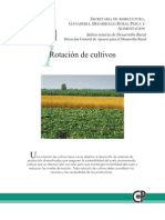 Rotación de cultivos