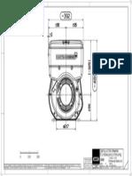Drawing Flywheel-side
