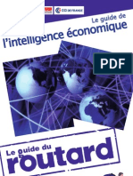 Guide Du Routard - Intelligence Economique - 2012