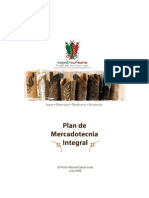 Plan Integral de Mercadotecnia