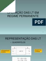 ANÁLISE DE LT EM REGIME PERMANENTE_2013