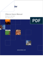 XServe Users Manual