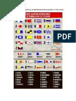 Codul International Maritim de Semnalizare Cu Steaguri