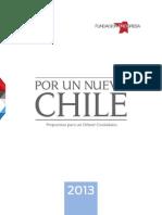 Libro Por Un Nuevo Chile2