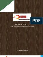 Catalog Scule Prelucrarea Lemnului Editia II