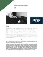 Jorge Luis Borges Traduce a Francis Ponge