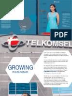 Annual Report Telkomsel 2003