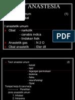 Obat Anestesia Umumhgh