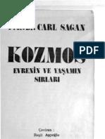 Kozmos Evrenin Ve Yasamin Sirlari Carl Sagan