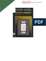 Kuranin Elestirisi 1 CILT Ilhan Arsel PDF
