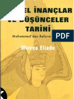 Mircea Eliade Dinsel Inanclar Tarihi 3