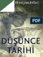 Orhan Hancerlioglu Dusunce Tarihi