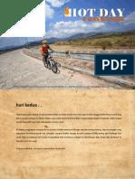 Sepeda Jelajah Nusantara - MOYO, chapter kedua