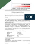 Report Telkomsel Q4 2008