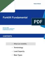 Forklift Fundamental