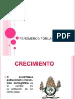 FENÓMENOS POBLACIONALES E.4