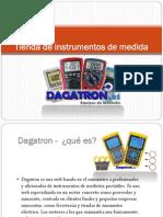 Dagatron - Instrumentos de medición